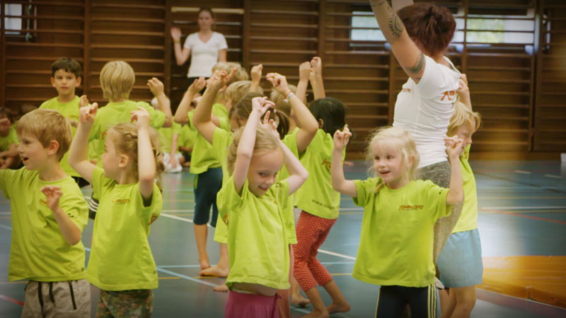 Kinder-Camps | Clip Ferienzeit