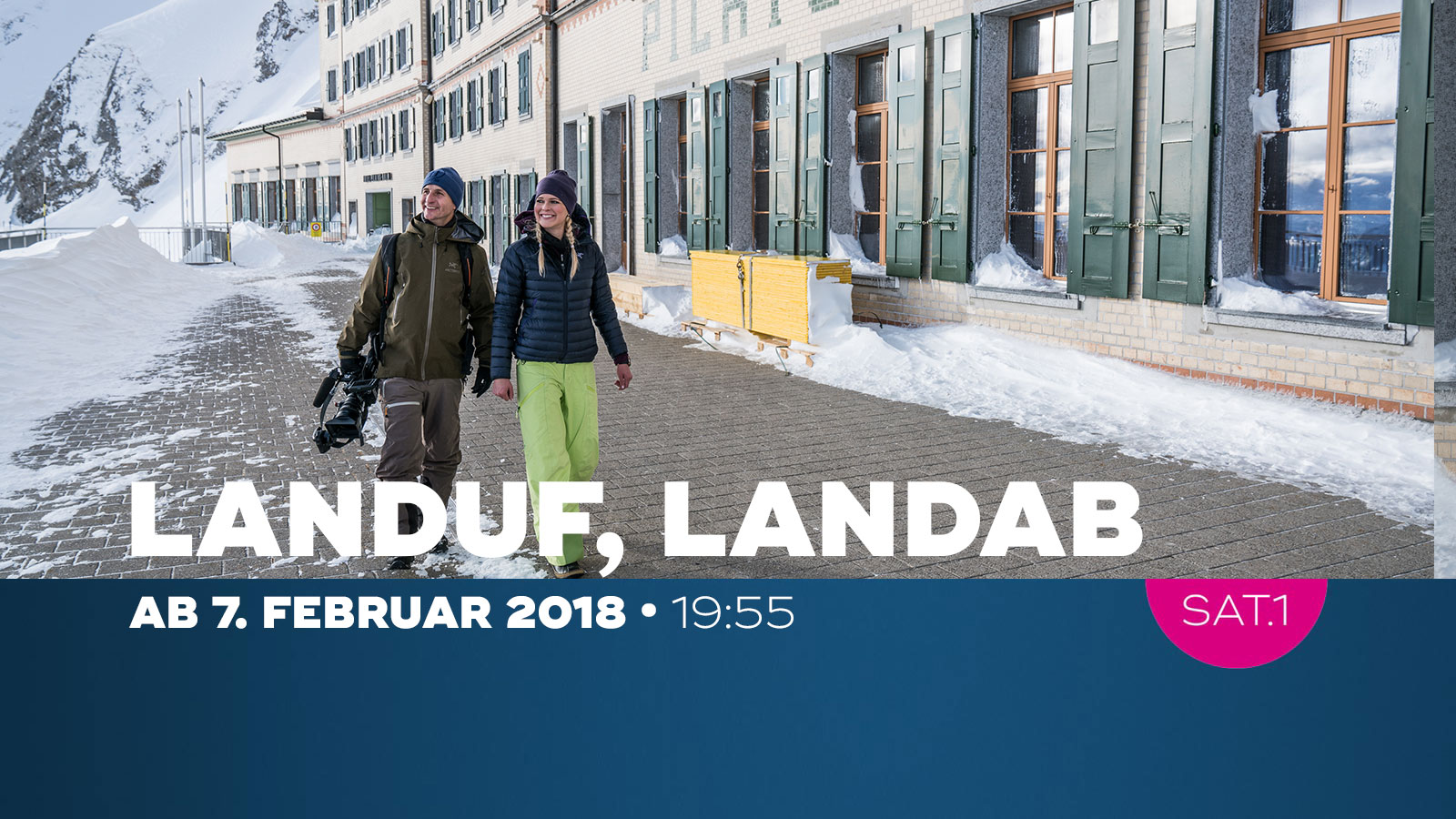 TV Trailer SAT.1 | landuf, landab