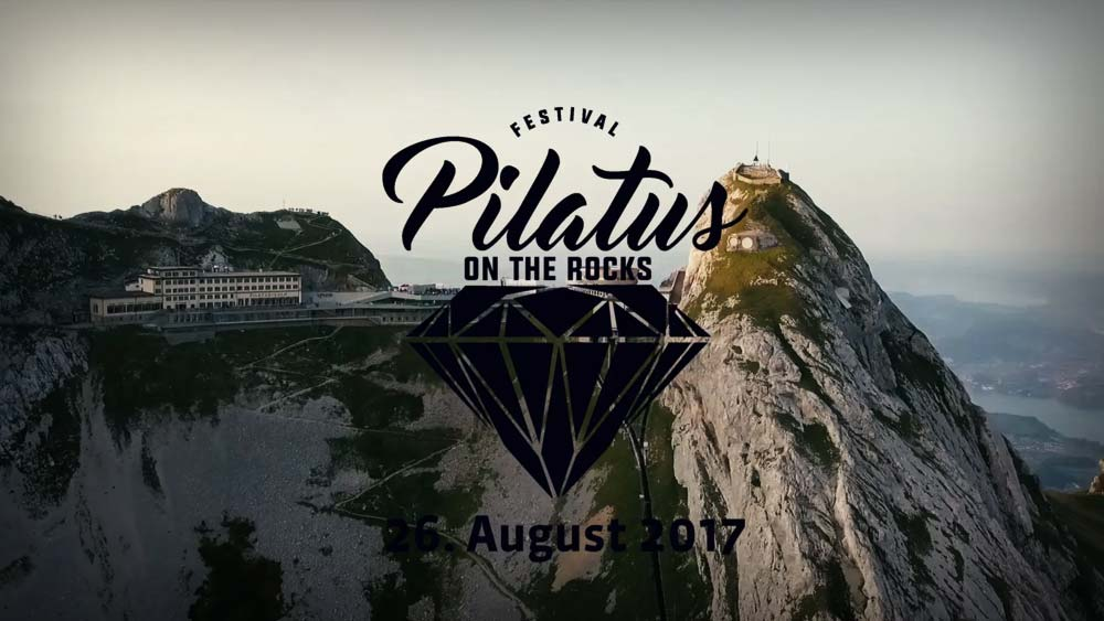 "Pilatus | Eventfilm ""on the Rocks"""